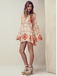 Barcelona Tunic Mini Dress Boho People Bohemian Free Hippie Chic ...