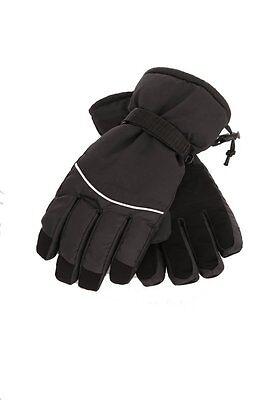 Herren-Ski-Handschuhe mit wasserdicht Innenfutter in versch. Größen lieferbar