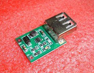 0.9V ~ 5V to 5V 600MA USB Charger Boost Module Mini Converter to E0Q2 NEW U6L7