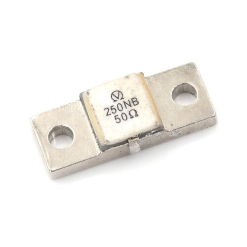1Pc RF termination microwave resistor dummy load RFP 250N50 250w 50ohms PDH