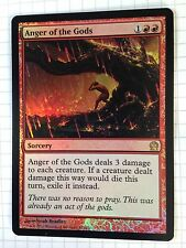 Mtg Magic the Gathering Theros Anger of the Gods FOIL