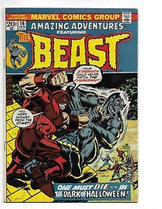 AMAZING ADVENTURES 16       BEAST - JUGGERNAUT - AVENGERS - SPIDER-MAN