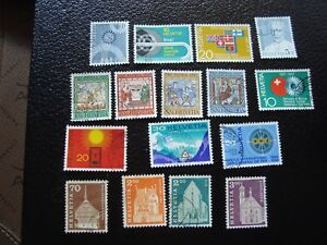 Switzerland-Stamp-Yvert-and-Tellier-N-783-A-798-Obl-A2-Stamp-Switzerland-T
