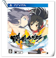 PSV Senran Kagura Estival Versus ENG / 闪乱神乐 中文 / JAP VITA Game Marvelous Action