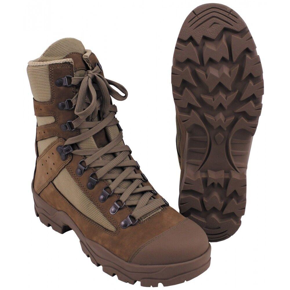 Französiche Armee Combat Stiefel warm Weather Khaki Stiefel Wanderschuhe