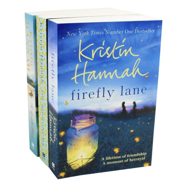 Kristin Hannah 3 Books Young Adult Collection Paperback Gift Pack Set