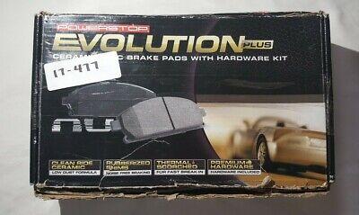 Power Stop 17-1158 Z17 Evolution Plus Brake Pad