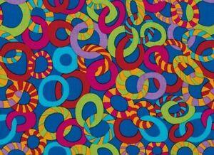 Kaffe-Fassett-Collective-Brandon-Mably-Jolly-PWBM040-Cobalt-Blue-Fabric-BTY