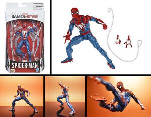 ORIGINAL-MISB-HASBRO-GAMESTOP-EXCLUSIVE-MARVEL-GAMERVERSE-SPIDER-MAN