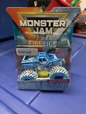 2019 Monster Jam Earth Shaker Fire and Ice Spin Master ...