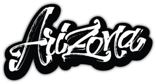 Arizona USA State Slogan Car Bumper Sticker Decal /'/'SIZES/'/'