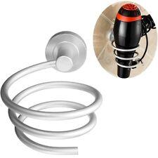 Estante Soporte para Secador de Pelo Organizador Colgador Baño Hair Dryer Holder
