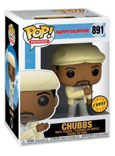 Chubbs Chase Limited Edition #46852 Funko Pop Movies Happy Gilmore