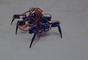 Hexapod-Six-Feet-Robot-Spider-Arduino-DIY-Robot-KIT-12DOF-NO-SERVOS