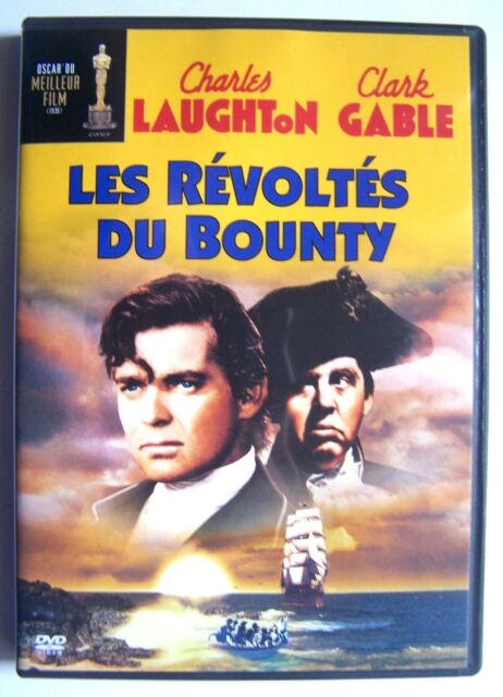 LES REVOLTES DU BOUNTY - FRANK LLOYD - DVD NEUF MAIS NON SCELLE -