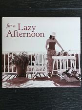 Various Artists: For a Lazy Afternoon (CD, 2002, Decca)
