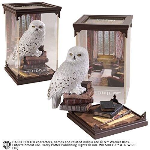 Edel Sammlung - Harry Potter Figuren Hedwig Kreaturen magisch  9.5 pouc