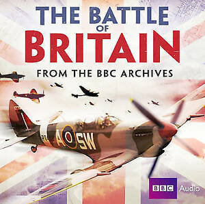 Details about THE BATTLE OF BRITAIN - BBC ARCHIVES - 2 CD AUDIO BOOK -  NEW/UNSEALED