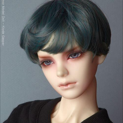 Dollmore 8-9 inch GD Gray OOAK  1//3 BJD Saiz Cut Wig