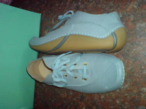 Active 7 Icono Sole D para Clarks fabuloso Blue Uk Air mujer Strong Lea qEPwISwR