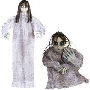 Killer Puppe 90 Cm Halloween Deko Dekoration Horror Grusel Figur Schocker 01393 Ebay