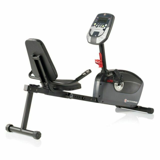 new a20 recumbent exercise bike in box