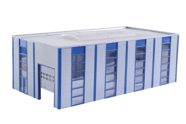 Kibri 39250 Escala H0, Cojinete Industriehalle, Moderno # Nuevo en Emb. Orig. #