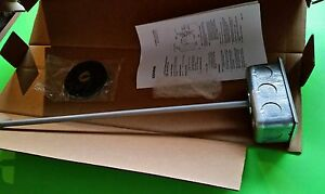 Siemens 535-741 Duct Point Temperature Sensor Thermisitor 40-150 Deg F ( *NOS )