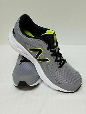 WIDTH!!! NEW MEN'S NEW BALANCE 490 V5 RUNNING SHOES IN BLACK 4E IN EXTRA WIDE