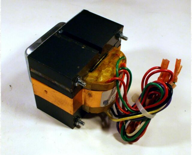 Basler Tube Amp Power Transformer 120 VAC 6.3V 6.5A 325-350V 28 VCT BE32901001