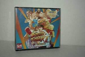 STREET-FIGHTER-II-OST-x2-CD-AUDIO-USATO-BUONO-STATO-VERSIONE-JAP-VBC-52517