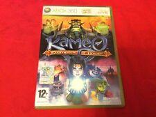 KAMEO - ita - XBOX 360 Pal - prima stampa 2005 - COMPLETO - OTTIME CONDIZIONI