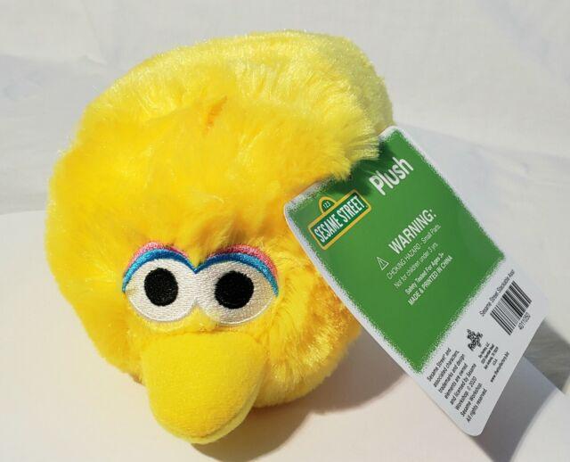"Big Bird +Free Ship when Buy 2+ GUND Sesame Street 6/"" Plush Cookie Elmo"