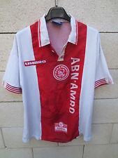 VINTAGE Maillot AJAX AMSTERDAM Umbro 1994 1995 shirt trikot oldschool football L
