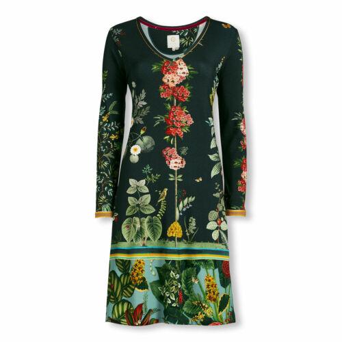 PiP Studio Damen Nachthemd Danai Babylon/'s Garden Nightdress long sleeve