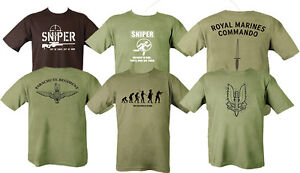 PARA-SAS-ROYAL-MARINE-T-SHIRT-COMBAT-MILITARY-ARMY-SNIPER-SPECIAL-FORCES-T-SHIRT