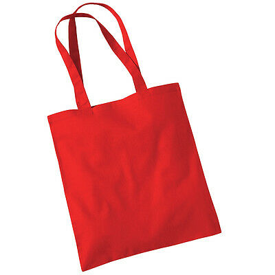 Westford Mill, Tote Canvas Art Bag. 29 Colours. IDEAL Crafts, Screen Printing