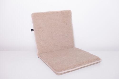 Coussins de siège, coussin pliable, Coussin de fauteuil, siège de voiture Coussins, laine + coton