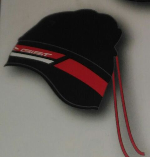 BAND CAP GIST MODEL GIRO color BLACKRED one size