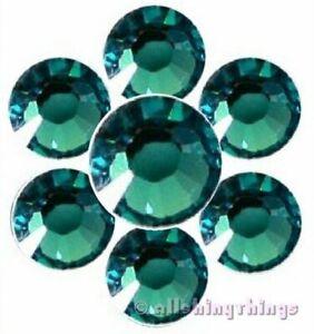 Details about 1440+ pcs  SWAROVSKI HOTFIX Rhinestones BLUE ZIRCON 6ss 2028  TINY 10 gross