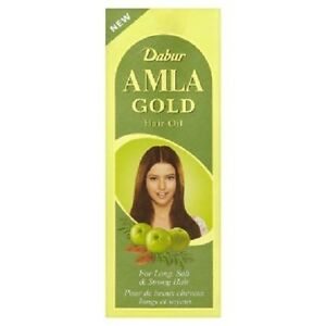 Dabur Amla Gold Hair Oil 300ml 798525608107