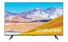 "Samsung UN43TU8000 43"" 4K LED Smart TV - Black"