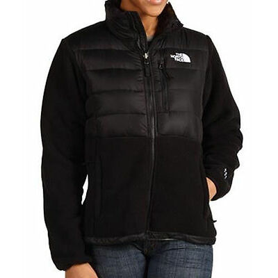 The North Face Womens Denali Down Jackets insulated winter coat Black S-XL NEW