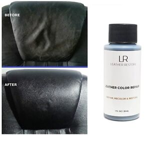 Cool Details About Leather Color Repair 1 Oz Recolor Restorer Couch Furniture Vinyl Car No Kit Alphanode Cool Chair Designs And Ideas Alphanodeonline
