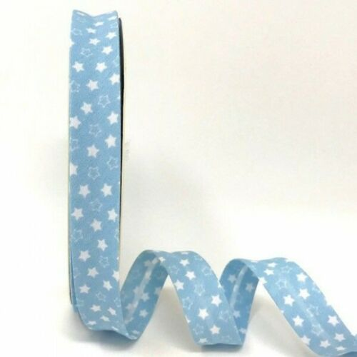 18mm or 30mm Scattered Stars Bias Binding