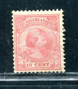 Nederland, frankeer nvph 37 a, postfris ;