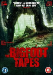 The-Bigfoot-Tapes-Region-4-DVD-New