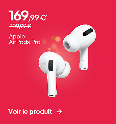 Apple AirPods Pro - 169,99 €*