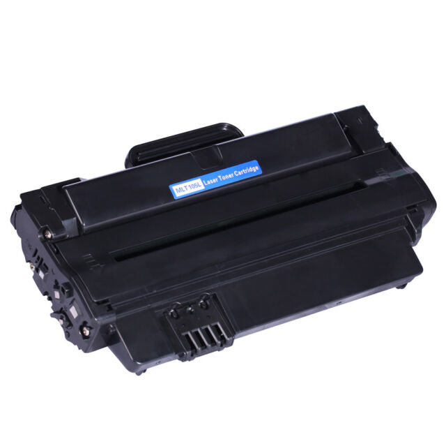1x MLT-D105L Toner for Samsung SCX-4606 SCX-4623F ML-2528 ML-2580 ML-2581