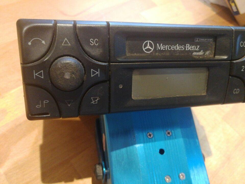 andet mærke Mercedes audio 10, Kassette/Radio